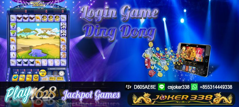 Login Game Dingdong